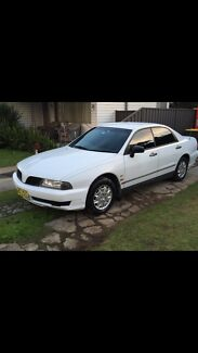 2001 Mitsubishi Magna Sedan Wetherill Park Fairfield Area Preview
