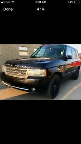 "Range Rover Supercharged 518++ HP w/ 22"" Autobiography Rims"