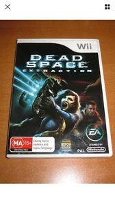 Dead Space Extraction Nintendo Wii Taylors Lakes Brimbank Area Preview