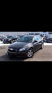 2014 Chevrolet Cruze 2LT | Turbo-Loaded-Leather-Lease Takeover
