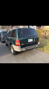 1996 Jeep Grand Cherokee Excellent condition