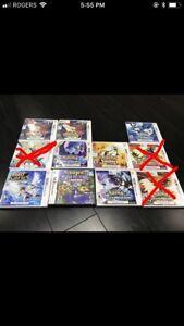 Nintendo Pokemon 3ds games