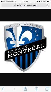 Impact de Montréal 20 mai