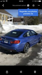 BMW 440i XDRIVE GRAND COUPE MPERFORMANCE