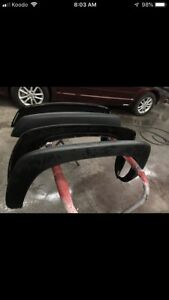 Chevy truck flairs (OEM)
