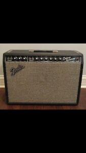 Looking for Old Fender Princeton Reverb or Deluxe Reverb Amp