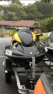 Yamaha gp1300r wave runner jet ski gpr1300
