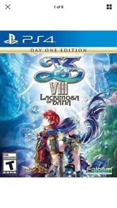 Looking for Ys on PS4 / Recherche Ys au ps4
