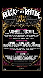 Rock on the Range - silver hotel package