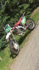 2005 crf450r
