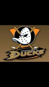 Oilers/Ducks lower bowl section 105 $350 (the pair) Sat Dec 3