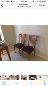 Dining Room Suite For Sale Ellenbrook Swan Area Preview