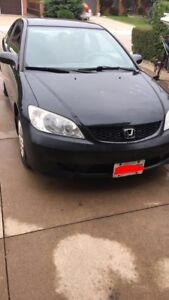 Honda Civic Coupe 2005 special edition