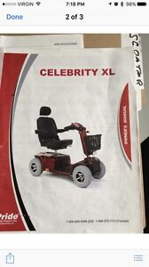 Celebrity XL Scooter for Sale