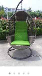 SWINGING EGG CHAIR. WANTED TO BUY West Lakes Charles Sturt Area Preview