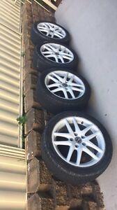 "17"" Honda Accord Euro Wheels Springfield Ipswich City Preview"