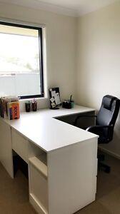 Corner desk & office chair Armidale Armidale City Preview
