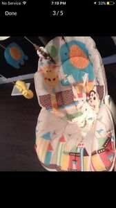 Fisher price baby swing barely used