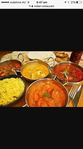 Indian Restaurant for sale $45000 Negotiable Mt Gravatt Mount Gravatt East Brisbane South East Preview