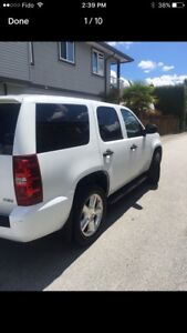2008 Chevrolet Tahoe 8 seater