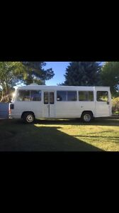 Toyota Coaster 1986 Upwey Yarra Ranges Preview