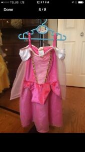 Robe princesse costume Halloween Aurora  Disney authentic
