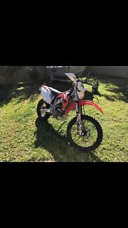 2007 CRF250 X Ashgrove Brisbane North West Preview