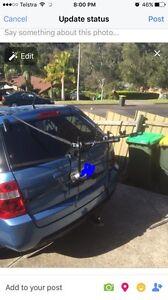 Strap on bike rack Arcadia Vale Lake Macquarie Area Preview