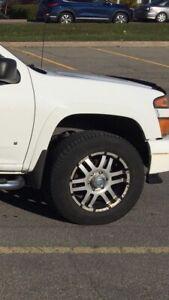 Mag avec pneu pour colorado