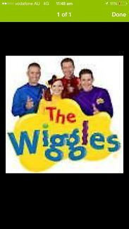 WANTED 3x wiggles tix Mudgeeraba Gold Coast South Preview