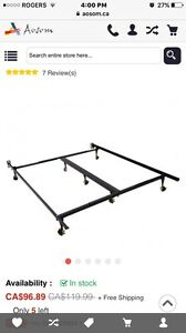 King Size Metal Frame