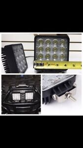 """Selling pair of 4"""" 16 leds pods"""