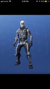 Looking for a the skull trooper