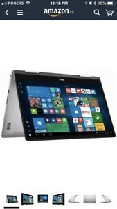 """Dell Inspiron 15 7000 15.6"""" 2 in 1 FHD Touchscreen Laptop"""