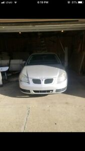 07 Pontiac g5 great car