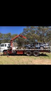 Crane truck business for sale Altona Hobsons Bay Area Preview