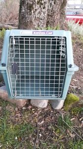 Small petmate kennel