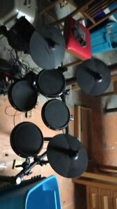 Alexsis electronic drums like new
