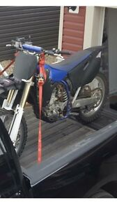 Parting out 03-05 Yamaha yzf450s