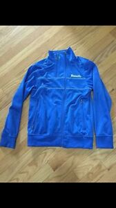 Size 10 blue bench coat and black winter bench coat