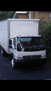 Cube Ford lcf 20 pied