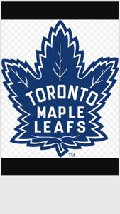 Leafs VS Flames Tickets- Tonight Amazing Price