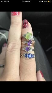 Rings for sale downsizing