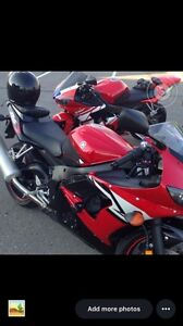Yamaha R6, Super Clean, Like New Never tracked
