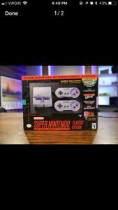 SNES Classic Genuine (Modded)