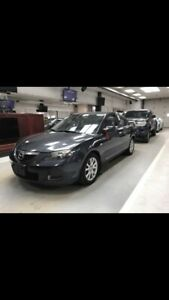 2007 Mazda 3 5 speed manual