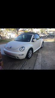 Volkswagen Beetle 2006 convertible automatic