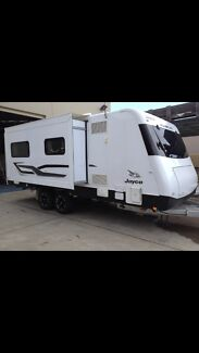 2014 Jayco Silverline Outback ( Model 21-65-4 OB) Burleigh Waters Gold Coast South Preview