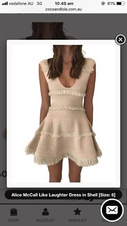 Alice McCall like laughter dress