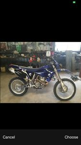 2005 wr 450f swap xr 600/650 or similar Goondiwindi Goondiwindi Area Preview